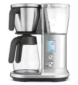 Breville® 12-Cup Stainless Steel Precision Brewer Glass Cof