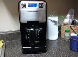 Hamilton Beach 12cup Programmable, Coffee Maker, Standard