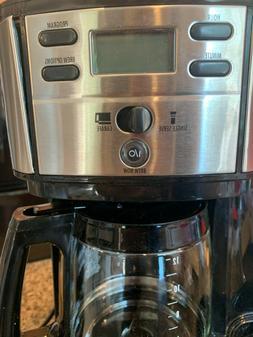 Hamilton Beach 2-Way Brewer Coffee Maker, Single-Serve and 1