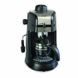 Capresso 304.01 Steam Pro 4-Cup Espresso & Cappuccino Machin
