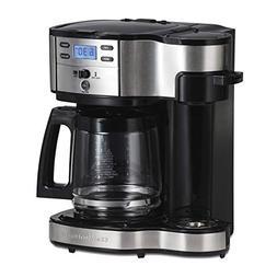 Hamilton Beach  Single Serve Coffee Maker and Coffee Pot Mak
