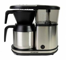 Bonavita 5-Cup One-Touch Coffee Maker w/ Thermal Carafe BV15