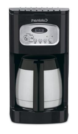 Cuisinart DCC-1150BK Programmable Thermal Brewer - 10 Cup -