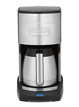 Cuisinart DCC-3750 Elite 10-Cup Thermal Coffeemaker, Stainle