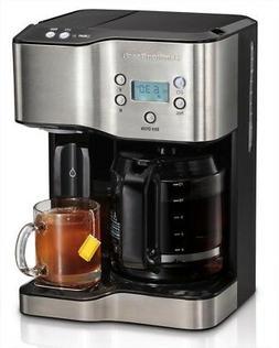 Hamilton Beach - 12-cup Coffeemaker - Stainless Steel