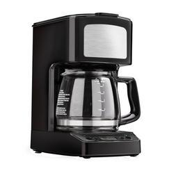 Kenmore 5-cup Black Digital Coffee Maker