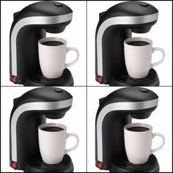 Kitchen Selectives CM-688 1-Cup Single Serve Drip Coffee Mak