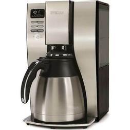 Mr. Coffee BVMC-PSTX95 10-Cup Optimal Brew Thermal Coffee Ma