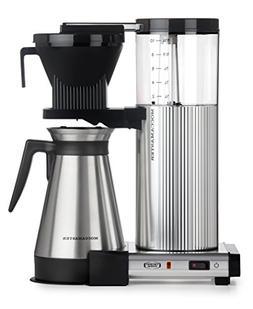 Technivorm Moccamaster 89912 Coffee Machines, 40 oz, Polishe