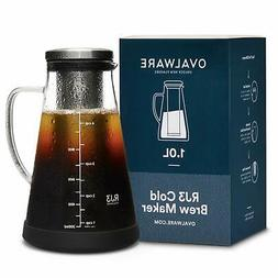 airtight cold brew iced coffee