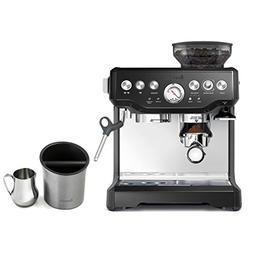 Breville Barista Express Black Sesame Espresso Machine with