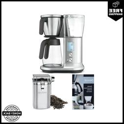 Breville BDC400 Precision Brewer Coffee Maker with Glass Car