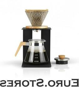 beautiful manual pour over coffee maker set