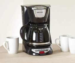 Black & Decker 12-Cup* Programmable Coffee Maker with Glass