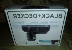 """Black & Decker Space Maker 12-Cup Programmable Coffee Maker"