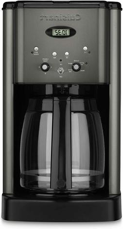 Cuisinart Brew Central 12-Cup Programmable Coffee Maker - Bl