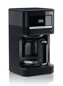 Braun BrewSense 12-Cup Drip Coffee Maker with PureFlavor Bre