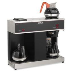 BUNVPS - Bunn Coffee Pour-O-Matic Three-Burner Pour-Over Cof