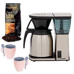 Bonavita BV1800SS 8 Cup Coffee Maker w/ Thermal Carafe + Kno
