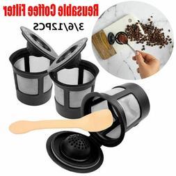 Cafe Cup Reusable Single Serve K-Cup Filter Keurig Coffee Es