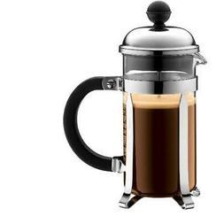 Bodum CHAMBORD French Press Coffee Maker, Glass, 0.35 L, 12