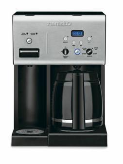 Cuisinart CHW-12 Programmable 12-Cup CoffeeMaker Plus Hot Wa