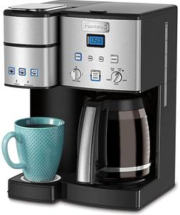 Cuisinart Coffee Center Coffee Maker/Single Serve Brewer in