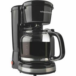 Toastmaster TM-122CM 12 Cup Pause/Serve Coffeemaker, Black