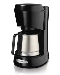 Hamilton Beach 5-Cup Coffee Maker with Stainless Carafe