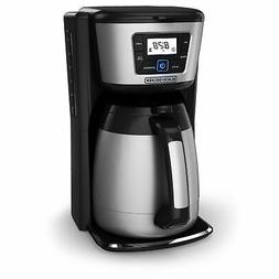 Coffee Maker Brewed Coffee 12 Cup Thermal Carafe Stainless S