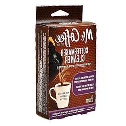 Mr. Coffee Coffeemaker Cleaner - For All Automatic Drip Unit