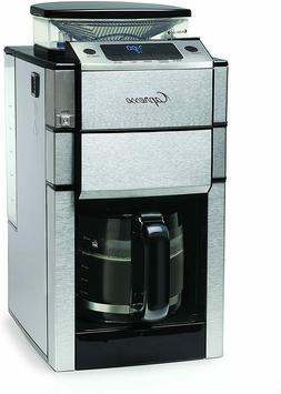 Capresso CoffeeTEAM PRO 12-Cup Glass Carafe Coffee Maker