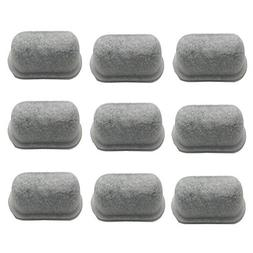 12-Pack of Cuisinart Compatible Replacement K&J Charcoal Wat