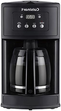 Cuisinart DCC-500 12-Cup Programmable Coffeemaker, Black