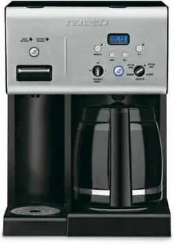 Cuisinart 12-Cup Programmable Coffee Maker with Hot Water Sy