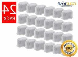 24 Premium Charcoal Water Filters for All Keurig 1.0 2.0 & B