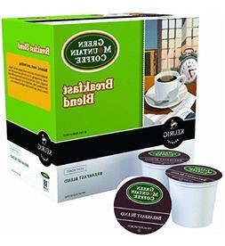 Green Mountain Breakfast Blend Light Roast K-Cups for Keurig
