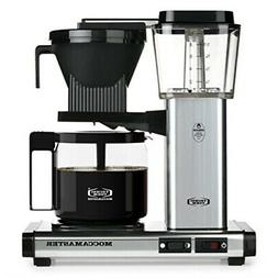 Technivorm Moccamaster 59616 KBG Coffee Brewer, 40 oz, Polis