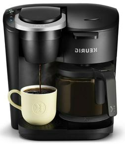 Keurig Kitchen K Duo Coffee Maker Single Serve 12 Cup Carafe