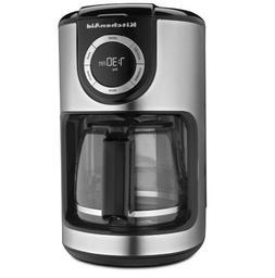 KitchenAid 12-Cup Glass Carafe Coffee Maker KCM1202