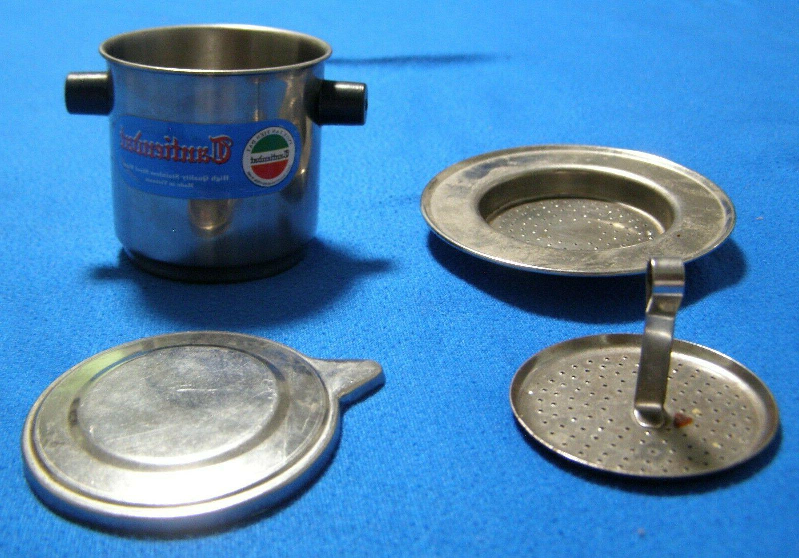 2 Individual Coffee Makers Filters Infusers Vietnam