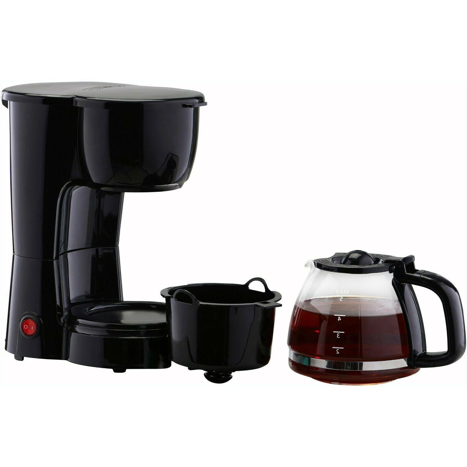 5 Brew Kitchen Appliance Electric Black