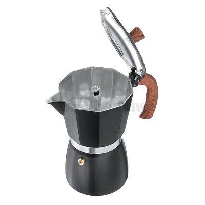 6 Coffee Maker Stovetop Italian Percolator