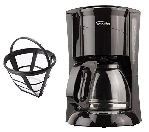 Brentwood Appliances TS-218B 12-Cup Coffee Maker , Accessory