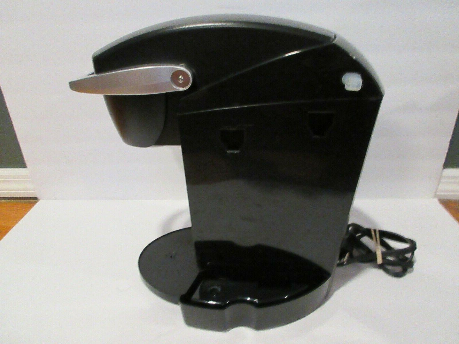 Keurig Black Single Cup System Coffee Maker B40 Tested
