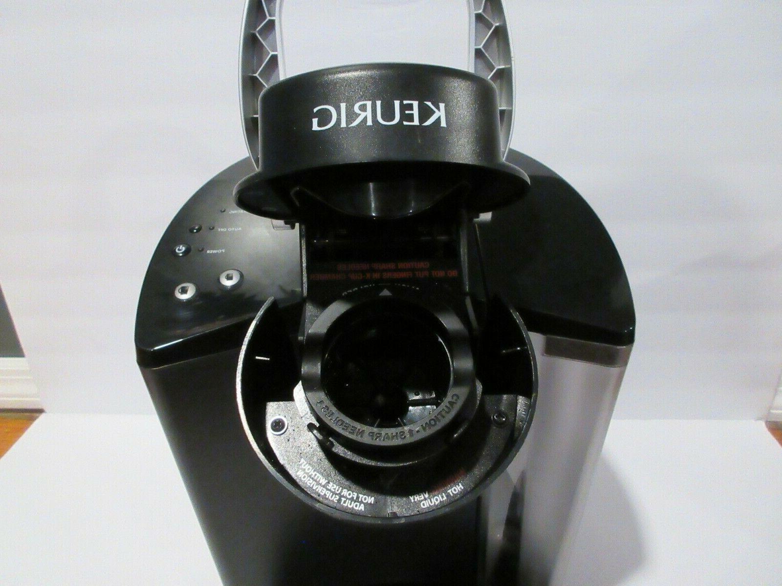 Keurig Black Cup System Coffee Maker Model B40