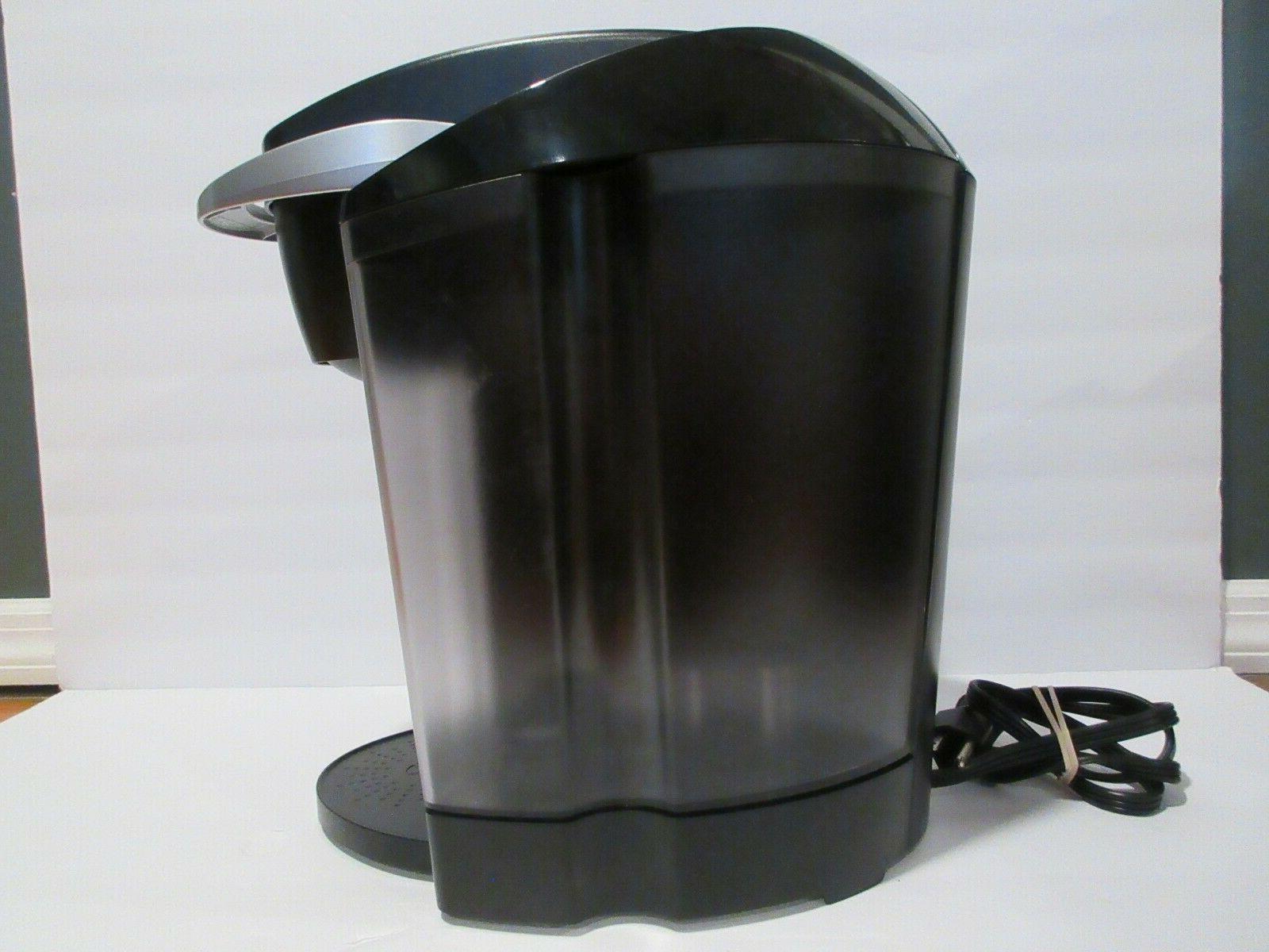 Keurig Black Cup Brewing Maker B40 Tested