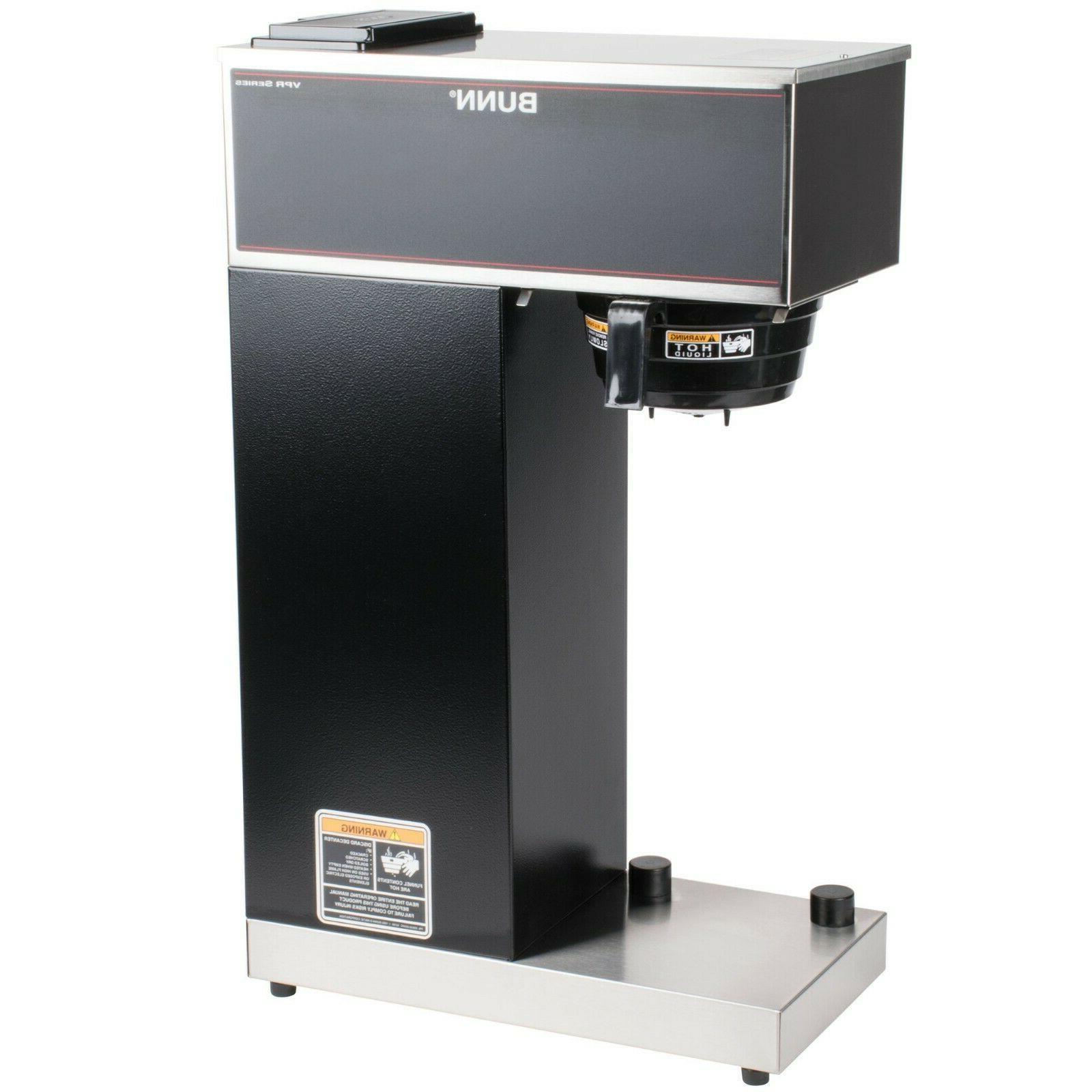 Coffee Maker Airpot Pourover Brewer Machine Commerical Resta