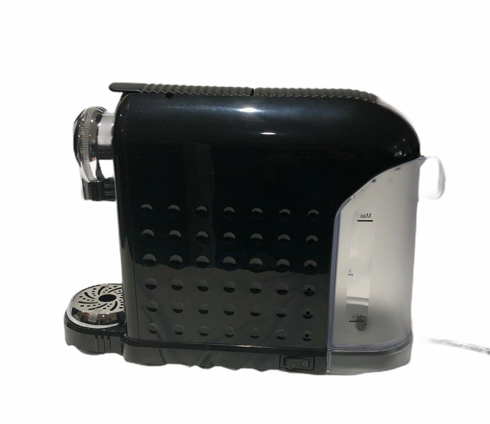 Coffee Pod Machine, Maker, Coffee Espresso including 25 pods