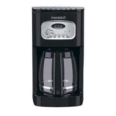 Cuisinart 12 Cup Coffeemaker - DCC-110BK